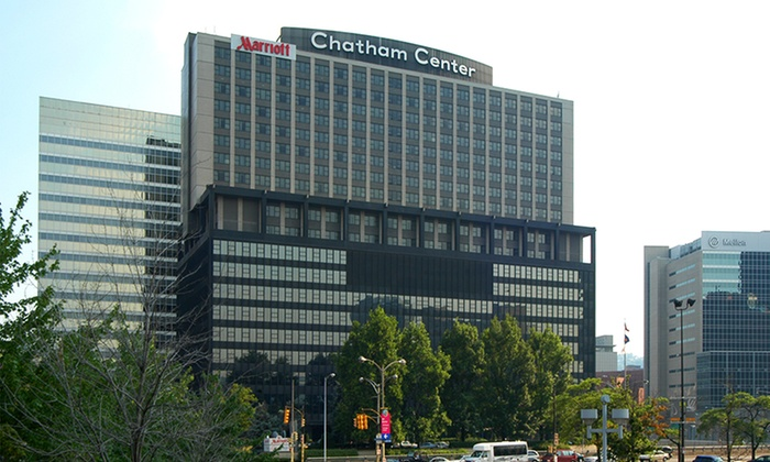 Marriott Pittsburgh City Center Hotel Stay At In