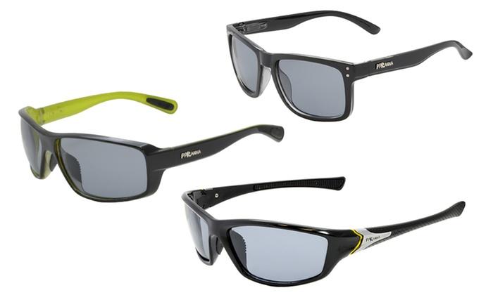 piranha unisex sport sunglasses groupon goods
