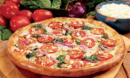 $16 For Pizza and Subs at Marco's Pizza ($30 Value)