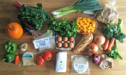 $20 for $40 Worth of Locally Sourced and Delivered Groceries from Acme Farms + Kitchen