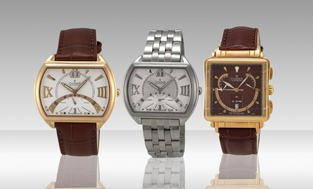 Men's Charmex Monte Carlo or Le Mans Retro Watches. Multiple Styles from $219.99—$319.99. Free Returns.