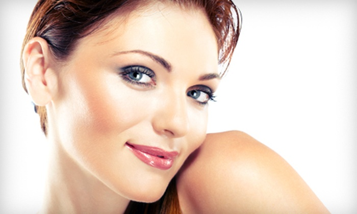 Samimo's  Hair Design - Brampton: One or Three Deep-Cleansing Facials at Samimo's Hair Design (Up to 65% Off)