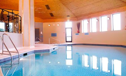image for Spa Day Pass with Refreshments for Two at Bridgewood Manor (50% Off)