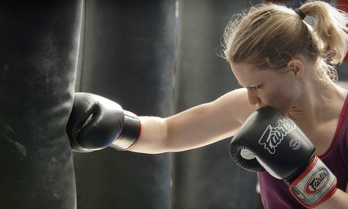 Rise Combat Sports - Ward 2: One- or Three-Month Gym Membership with Unlimited Classes at Rise Combat Sports (Up to 61% Off)