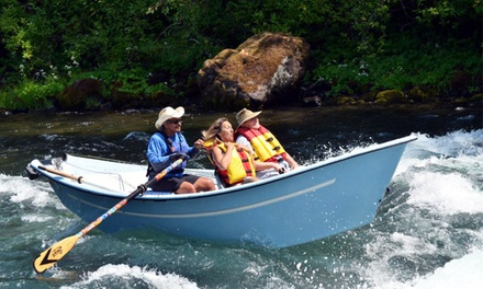 Half-Day Rafting Trip with Lunch for Two or Four from River Trail Guides (Up to 61% Off)