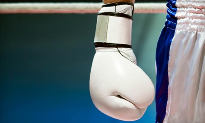"World Class Boxing - ""Summer Slugfest"" - Casino Miami Jai-Alai: World Class Boxing's Summer Slugfest at Casino Miami Jai-Alai on August 10 at 8 p.m. (Up to 62% Off)"