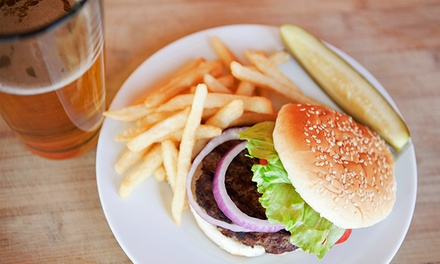 $12 for $20 Worth of Pub Food and Drinks at T. Boyle's Tavern