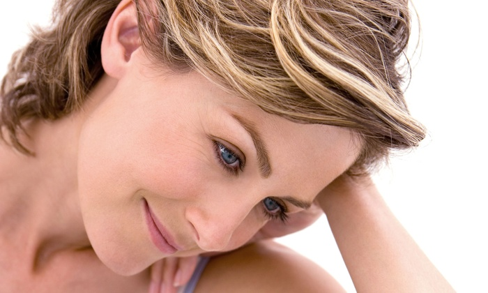 Glow Luxe Skincare - Downtown: $229 for Microcurrent Facial, Photorejuvenation, Resurfacing Peel, and IPL Facial atGlow Luxe Skincare($657 Value)