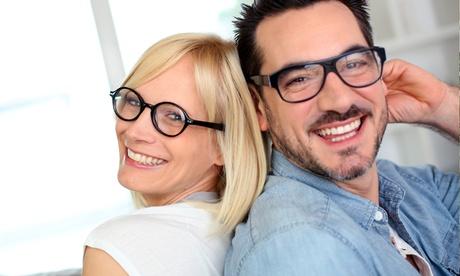 Cambio lenti monofocali oppure uno o 2 occhiali da vista con lenti a scelta (sconto fino a 82%). Valido i