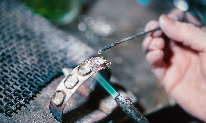 California Institute of Jewelry Training - Fair Oaks: Jewelry-Making Class for One or Two at California Institute of Jewelry Training (Up to 49% Off)