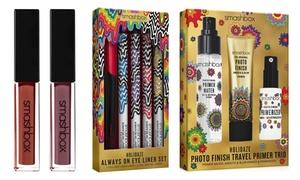 Smashbox Lipstick, Eyeliner, Primer, or Contour Palette Sets