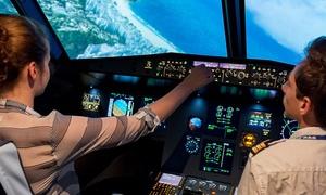 Aviasim Tours: Un simulateur de vol Airbus A320 avec 2 packs au choix parmi duo et sensation dès 89 € avec Aviasim Tours