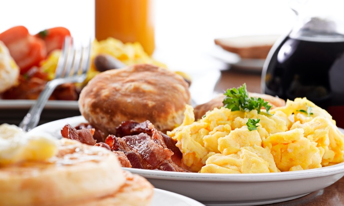 Fathers Special Brunch - Orange Park: Fathers Special Brunch at The Garden Restaurant at Astoria Hotel and Suites on June 15 at 11 a.m. (Up to 36% Off)