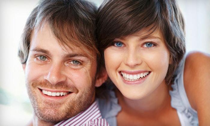 Pro White Teeth Whitening - Multiple Locations: $29 for a Complete Teeth-Whitening Session at Pro White Teeth Whitening ($129 Value). Two Locations Available.