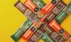 16 Aduna Raw Energy Bars