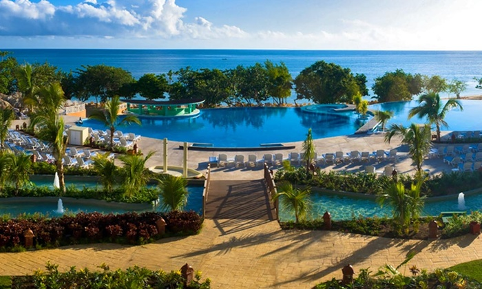 All inclusive jamaica vacation with air at iberostar rose for Round the world trips all inclusive