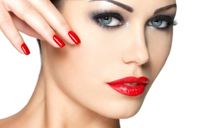 Victoria Nail and Beauty: Mini Manicure With Shellac Finish at Victoria Nail and Beauty (53% Off)