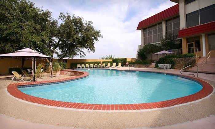 Hotel Trinity Fort Worth InnSuites Hotel & Suites - East Meadowbrook: One- or Two-Night Stay at Hotel Trinity Fort Worth InnSuites Hotel & Suites in Fort Worth