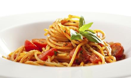 Pizza oder Pasta nach Wahl mit Bruschetta und Prosecco für 2 Personen im Restaurant IL Mio