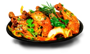 Up to 46% Off Indian Cuisine at Agni Indian Kitchen & Bar at Agni Indian Kitchen & Bar, plus 6.0% Cash Back from Ebates.