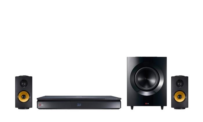 Welp LG 2.1 Home Cinema System | Groupon Goods FH-65