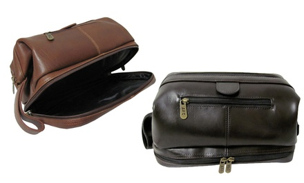 Amerileather Toiletry Bags. Free Returns.