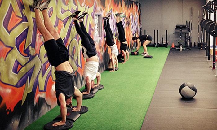CrossFit Seekonk - Seekonk: 10 or 20 Classes at CrossFit Seekonk (Up to 80% Off)