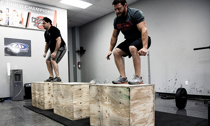 CrossFit South Lewisville - Vista Ridge Mall: Six-Week CrossFit Boot Camp for One or Two at CrossFit South Lewisville (Up to 52% Off)