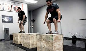 CrossFit South Lewisville: Six-Week CrossFit Boot Camp for One or Two at CrossFit South Lewisville (Up to 52% Off)