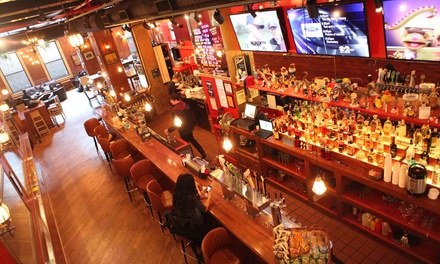 New York Pioneers Bar coupon and deal