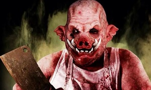 Fright Night Haunted House: Admission for One, Two, or Four to Fright Night Haunted House (Up to 57% Off)
