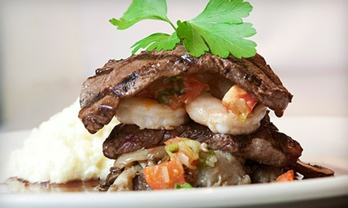 Cobalt Grille - Virginia Beach: $20 for $40 Worth of Upscale Contemporary Fusion Food at Cobalt Grille in Virginia Beach