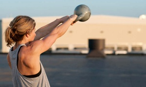 CrossFit SBF: One or Two Months of Unlimited Health Club Membership at CrossFit SBF (Up to 59% Off)