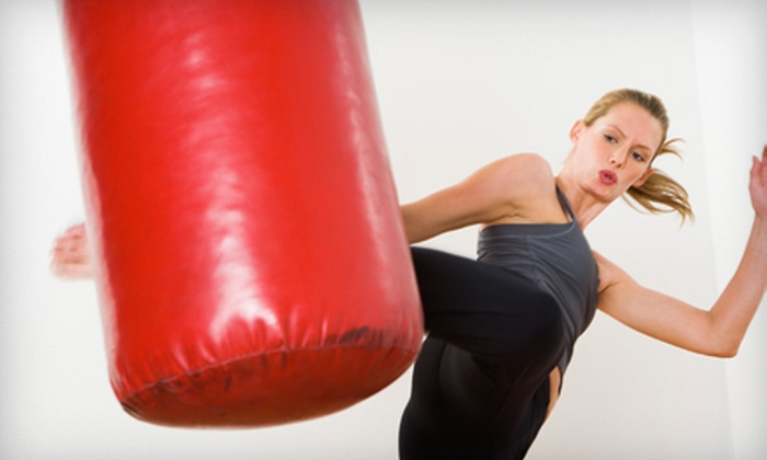 Ken Jackson's Fitness Factory - Utica: 10 or 20 Kickboxing or Brazilian Butt Classes at Ken Jackson's Fitness Factory (Up to 76% Off)