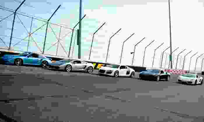 Xtreme Xperience - Cresson: Supercar Driving Experience in One or Two Cars or Ride-Along Experience from Xtreme Xperience (Up to 75% Off)