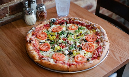 Pizza or Catering at Mellow Mushroom (Up to 36% Off)