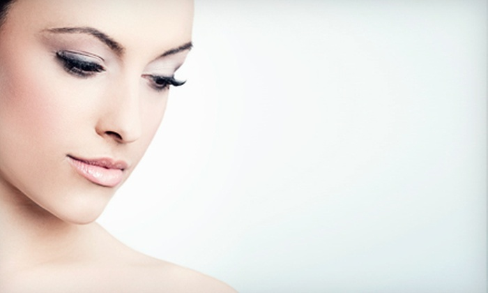 Glow Skin Care and Lashes - Ward 2: One, Two, or Four Organic Microdermabrasions with Masks and Hand Treatments at Glow Skin Care and Lashes (Up to 62% Off)