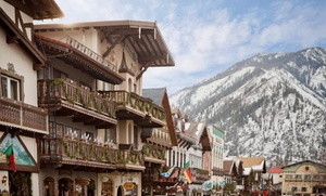 1- Or 2-night Stay For Up To Four In A King Studio Or Two-bedroom Suite At Adventure Inn In Leavenworth, Wa