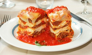 $17 For $30 Worth Of Italian Cuisine And Non-alcoholic Drinks For Two At Florentino