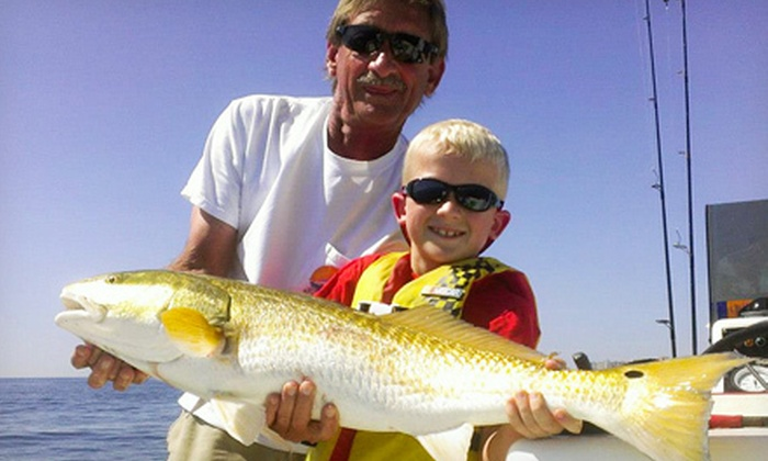Alabama Girl Fishing - Orange Beach: Semiprivate Fishing Trip for Two or a Private Trip for Up to Six at Alabama Girl Fishing (Half Off)