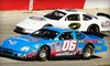 Competition101 Racing School - Orlando Speedworld: $139 for a Half-Day Intro-to-Racing School with 15 Laps in a Stock Car at Competition 101 Racing School ($375 Value)