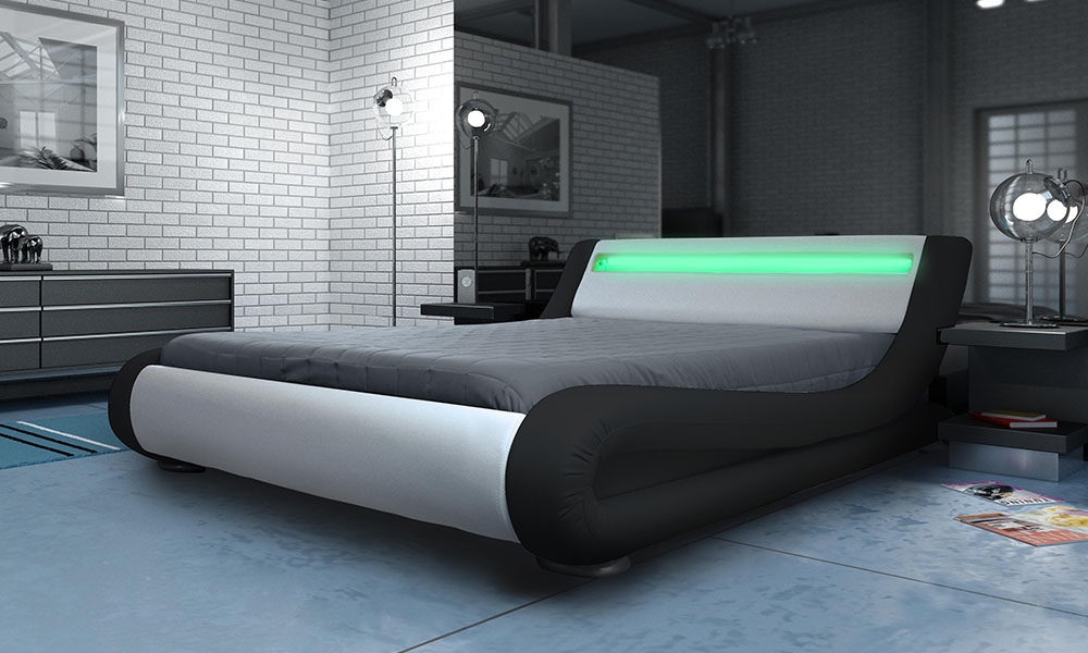 Designer Madrid Bed Groupon Goods