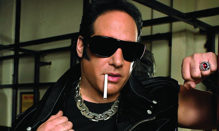 Andrew Dice Clay - Las Vegas: Andrew Dice Clay at Vinyl at Hard Rock Hotel and Casino on February 13, 15, or 16 at 9 p.m. (Up to 57% Off)