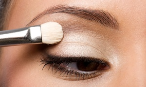 Linda Seidel: $35 for a Private Makeup Lesson and Application from Linda Seidel ($136 Value)
