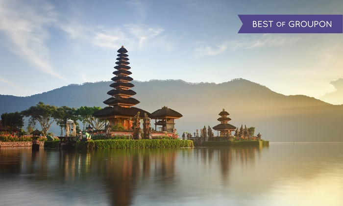 9-Day Bali Vacation with Airfare from go-today