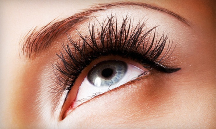 Makeup Artistry by Tish - Richmond: Full or Partial Set of Eyelash Extensions at Makeup Artistry by Tish (Up to 61% Off)