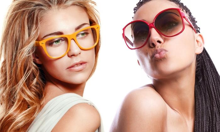 Ottica Kadorina Eyes - Più sedi: Buono sconto di 150 € a 19,90 € per occhiali da vista o da sole con lenti a scelta