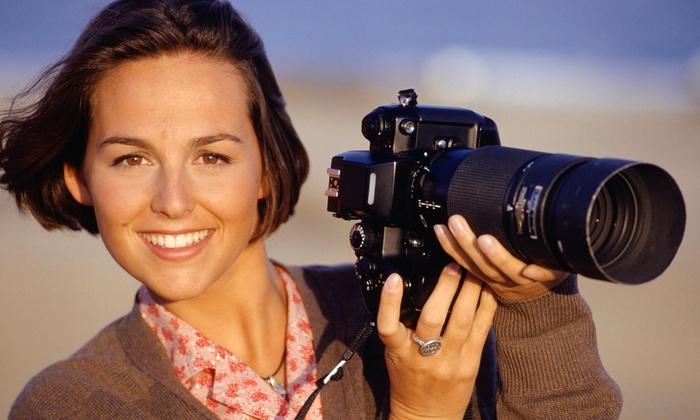 Miranda Love Photography - Tampa Bay Area: 60-Minute On-Location Photo Shoot with Five Digital Images from Miranda Love Photography (75% Off)