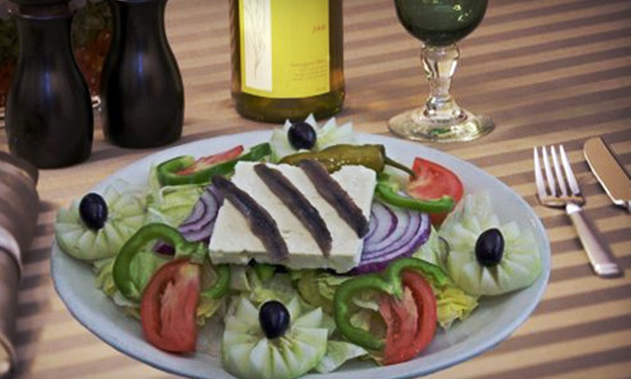 PJ's Restaurant & Pub - Wheeling: $15 for $30 Worth of Burgers, Pizza, and Greek and Tavern Fare at PJ's Restaurant & Pub in Deerfield