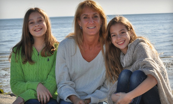 Marja Peterson Photography - Fairfield: $59 for an On-Location Photo-Shoot Package with Prints and Digital Image from Marja Peterson Photography ($367 Value)